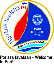 Porissa tavataan - Welcome to Pori!